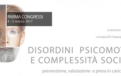 Disordini Psicomotori e Complessità Sociale – APPI – Parma