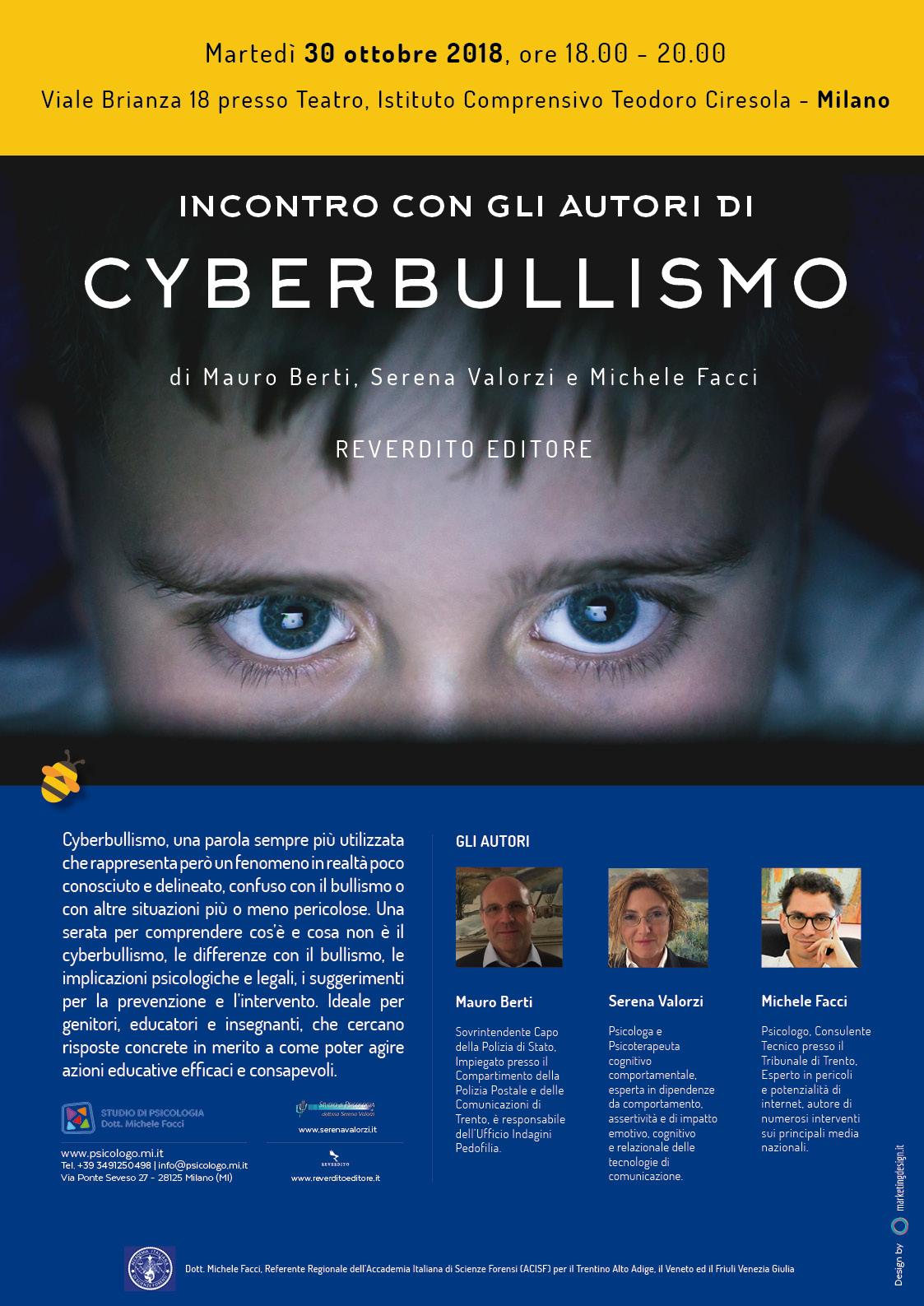 Cyberbullismo-Michele-Facci-Mauro-Berti-Serena-Valorzi