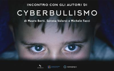 Tour presentazioni libro Cyberbullismo